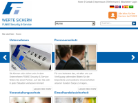 FUNKE Security & Service Gesellschaft für Sicherheitsdienstleistungen und -technik mbH