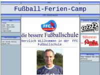 Fußball Ferien Camp