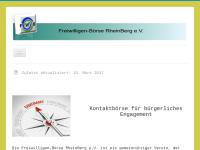 Freiwilligenbörse RheinBerg e. V.