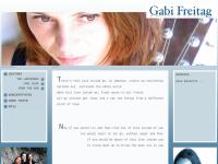 Gabi Freitag - Liedermacherin
