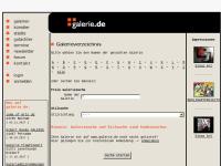 Galerien Online - Berlin-Auswahl