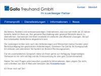 Gallo Treuhand GmbH