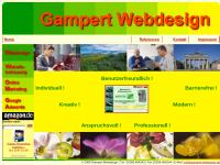 Gampert Webdesign
