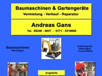 Andreas Gans