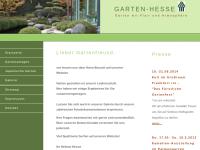 Garten-Hesse
