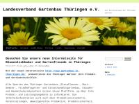 Landesverband Gartenbau e.V. - Startseite