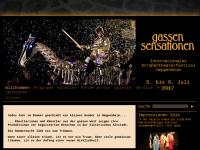 Internationales Straßentheaterfestival in Heppenheim