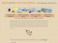 Gastgeberverzeichnis für Ferienwohnungen & Ferienhäuser