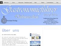 Online-Gastronomieführer für Dithmarschen