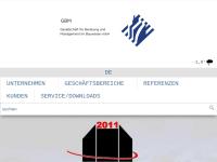 GBM - Gesellschaft für Beratung und Management im Bauwesen mbH