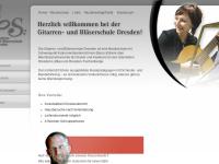 GBS – Gitarren- und Bläserschule Dresden