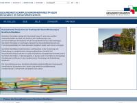 Gesundheitscampus Nordrhein-Westfalen