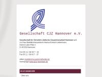 Hannover - Gesellschaft für Christlich-Jüdische Zusammenarbeit