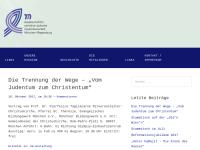 München - Gesellschaft für christlich-jüdische Zusammenarbeit