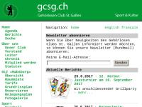 Gehörlosen Club St. Gallen