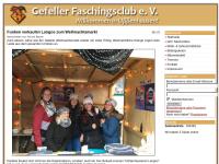 Gefeller Faschingsclub e. V.