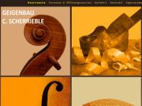 Geigenbau C. Scherrieble