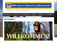 BdP Stamm Geisterburg