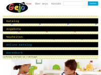 Gejo Kindergartenbedarf Handels-GmbH