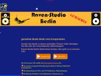 Raven Studio Berlin, Olaf Rabe