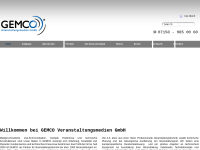 Gemco Veranstaltungsmedien GmbH