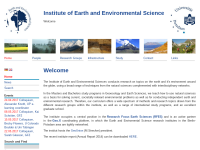 Institut für Geowissenschaften der Universität Potsdam
