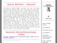 Georg Buechner, Woyzeck, Dantons Tod, Christian Milz