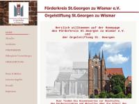 Wismar, St. Georgen