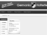 Sportverein TSV Germania Holterfehn