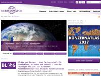 GERMANWATCH - Arbeitspapier: Zukunft der Arbeit