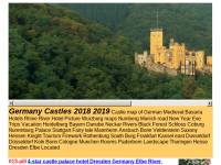 Germany Castles Net
