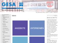 GESA - gemeinnützige Gesellschaft für Entsorgung, Sanierung und Ausbildung mbH