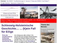 Geschichte in Schleswig-Holstein