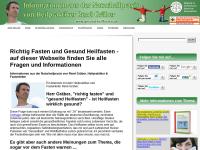 Gesund Heilfasten Rene Gräber
