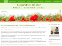 Traditionelle und alternative Heilmethoden in Hessen