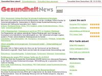 Gesundheit News Deutschland