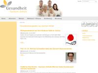 Gesundheit Sachsen-Anhalt
