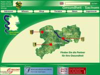 Gesundheitsportal für Sachsen