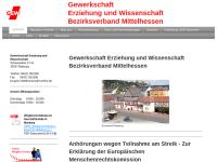 GEW Bezirksverband Mittelhessen