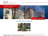 Staatliche Gewerbeschule Stahl- und Metallbau