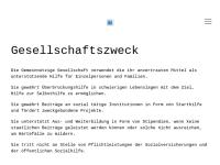 Gemeinnützige Gesellschaft des Kantons Schwyz