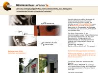 Gitarrenschule Hannover