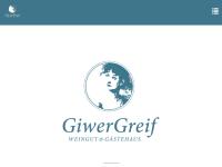 Weingut und Gästehaus Giwer Greif