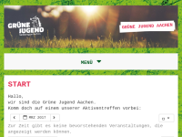 Grüne Jugend in Aachen und der StädteRegion