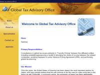 グローバル・タックス・アドバイザリー・オフィス