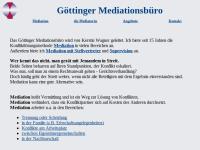 Göttinger Mediationsbüro - Kerstin Wagner