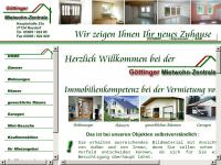 Göttinger Mietwohn-Zentrale Udo Solte eK