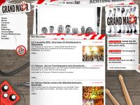 Grand Malör - die Stimmungs-Band aus der Pfalz