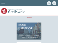 Hanseatic City of Greifswald