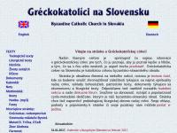 Griechisch-katholische Kirche in der Slowakei